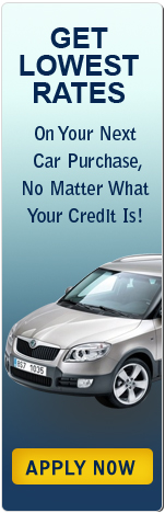 Get Lowest Rates on Your Next Car Purchase, No Matter What Your Credit Is!